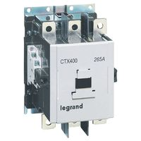 Контактор Legrand CTX³ 3P 265А 690/100-240В AC/DC 160кВт